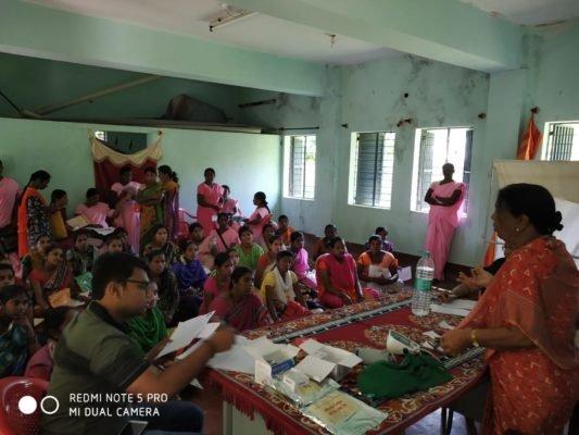 Ante-natal health workshop