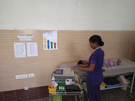 ECG Facilities